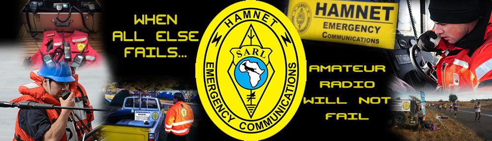 HAMNET Emergency Communications
